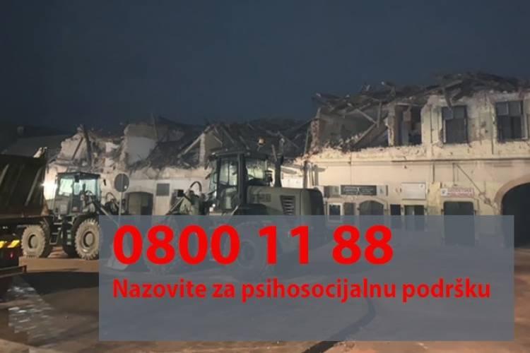 Besplatan telefonski broj za sve kojima je potrebna podrška