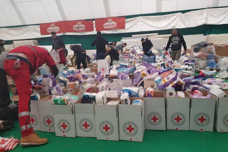 Informacije za sve koji u dostavu pomoći kreću iz drugih država