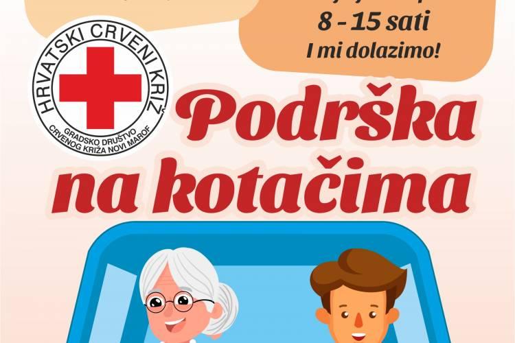 """Program """"Podrška na kotačima"""" – usluga besplatnog prijevoza za starije osobe"""