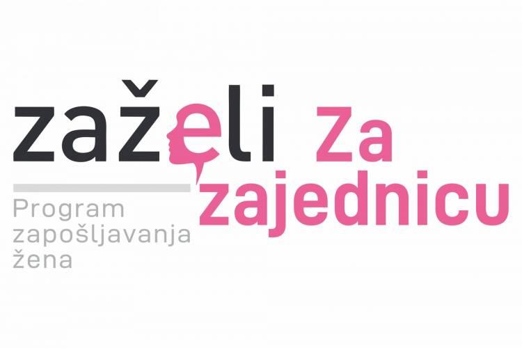 """Odluka o odabiru kandidatkinja za projekt """"ZAŽELI – Za zajednicu"""""""