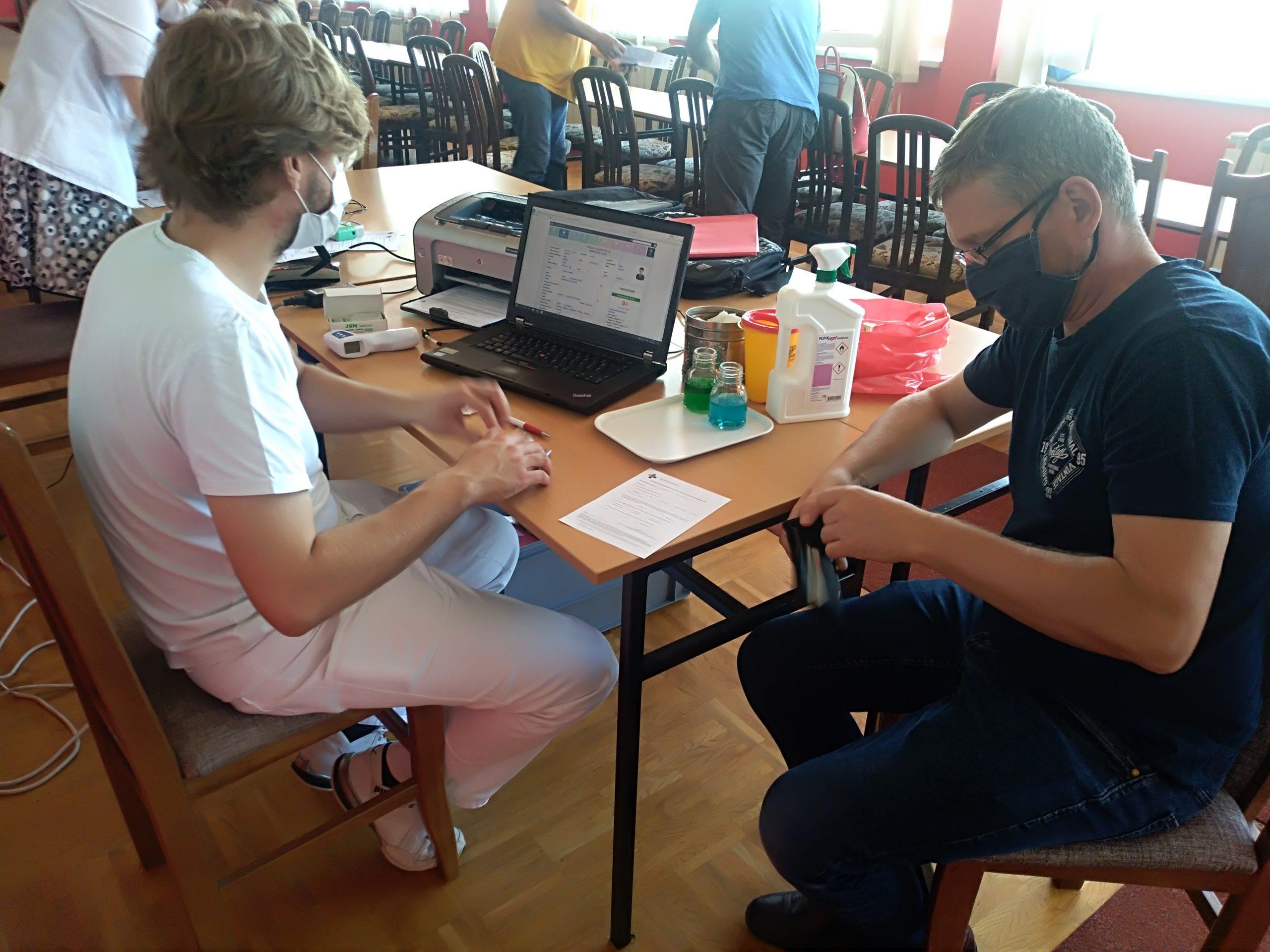 Održane dvije ljetne akcije dobrovoljnog davanja krvi u Novom Marofu